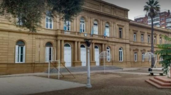 Escuela donde ocurrió el hecho.