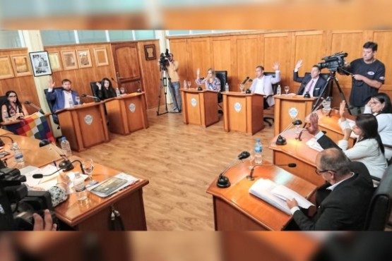 Concejo Deliberante de Trelew.