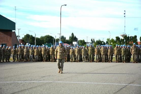 Ejército Guarnición Río Gallegos.
