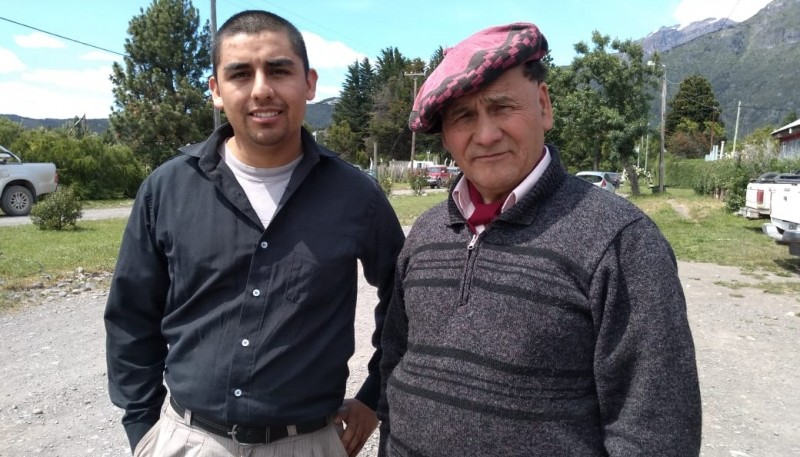 Emanuel y Bernardino Díaz.