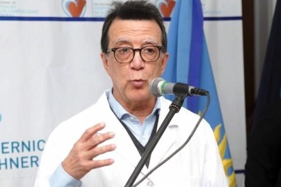 Actual Interventor del SAMIC, Gastón Ortiz Maldonado.