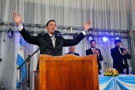 """Maderna: """"Si no se logra la unidad me voy a presentar a la presidencia del PJ"""""""