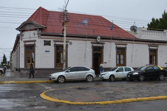 Municipalidad de Río Gallegos.