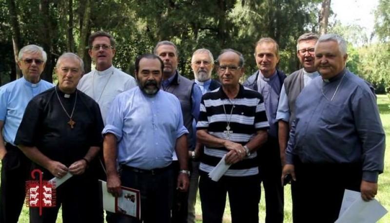 Obispos de la Patagonia.