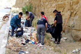 Operativo de limpieza continuará en los barrios Unión y Gregores