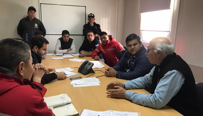 Ministerio de Trabajo llevó adelante una mesa de negociación