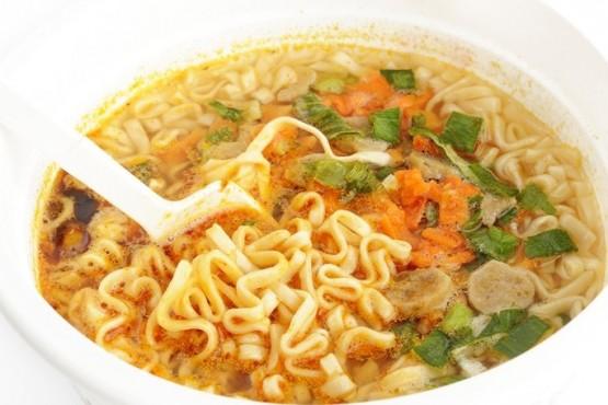 Nene de 12 años muere tras consumir una sopa instantánea