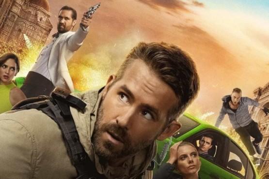La nueva película de Ryan Reynols ya está disponible en Netflix