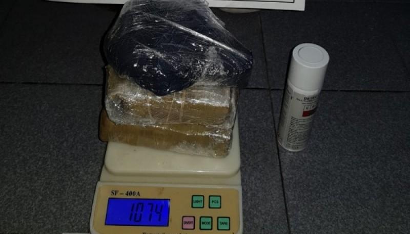 Importante operativo de drogas en Trelew