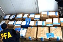 La PFA desbarató una organización criminal dedicada al contrabando de langostinos