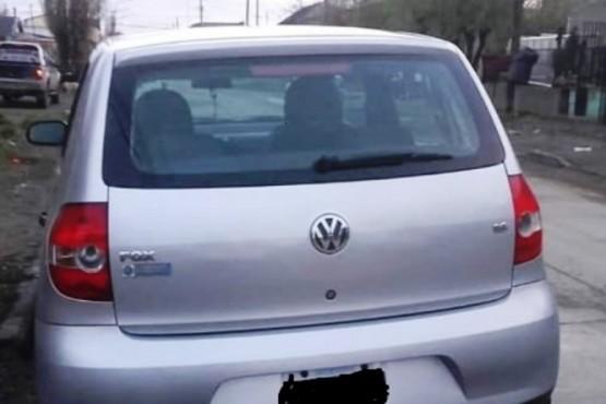 Un Volkswagen Fox era el buscado