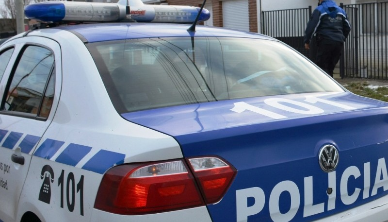 Personal policial estuvo presente en el lugar del hecho (Foto archivo).