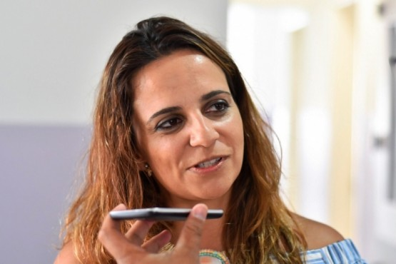 Lorena Alcalá concejal de Trelew.