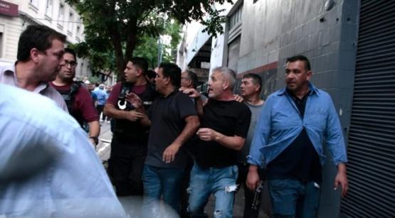 Jornada violenta en la UTA.