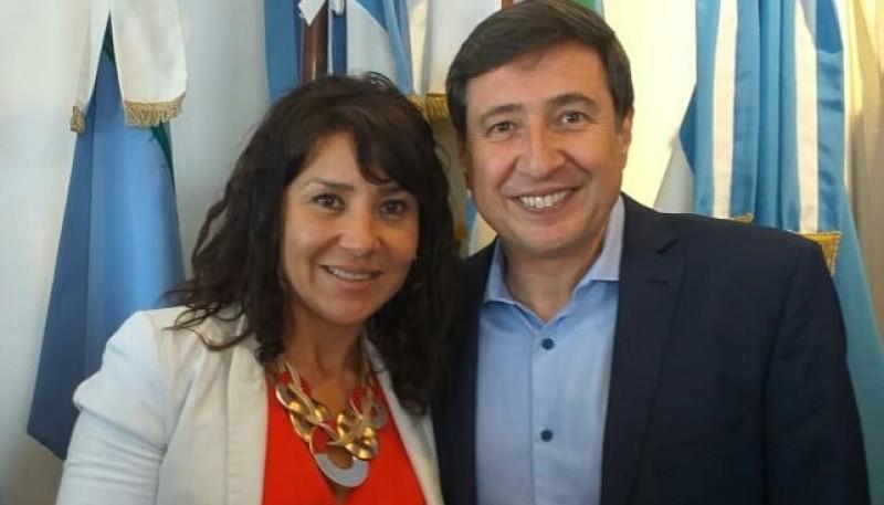 Torres Otarola se reunión con el Ministro de Desarrollo Social de la Nación