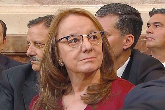 Alicia acudió en los últimos meses a la Corte en contra de la Nación. (Archivo).