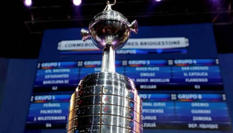 Hoy se realiza el sorteo de las copas internacionales del 2020.
