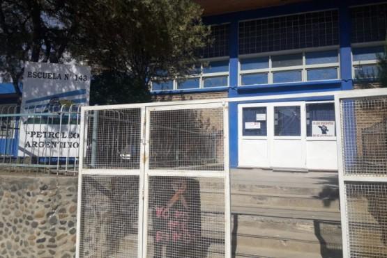 Escuela 143 de Comodoro Rivadavia.
