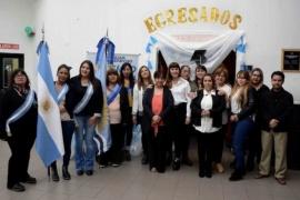 Estudiantes de Río Gallegos egresaron del Plan Sigo