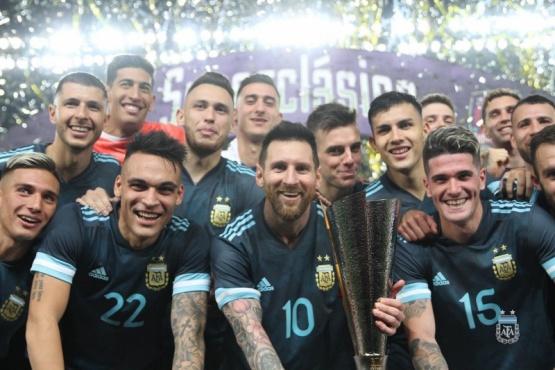 Argentina (Foto Facebook Lionel Messi)