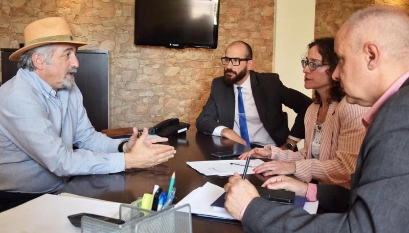 Fue el primer encuentro entre la Oficina de Derechos y el Concejo Deliberante de Comodoro Rivadavia.