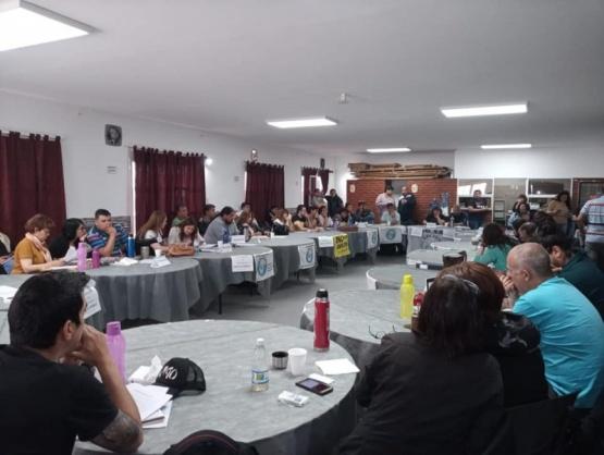 Congreso realizado en Las Heras.