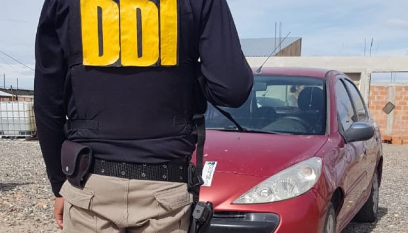 Dos detenidos tras allanamiento