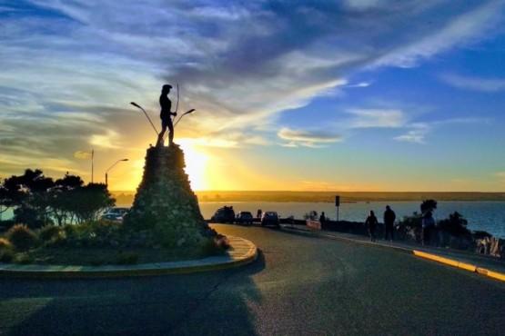 El clima este viernes en Chubut