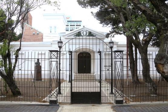 Casa de Gobierno de Santa Cruz (Foto archivo).