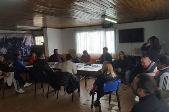Asamblea del SEM.