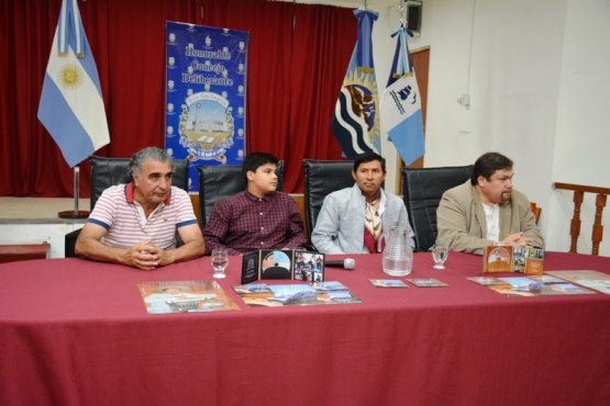 Las productoras Fonopay y La Rucca presentaron material (C.R)