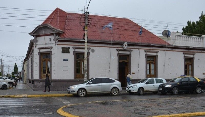 El Municipio de Río Gallegos.