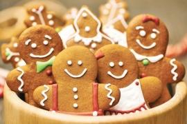 Paso a paso: Cómo hacer las famosas galletas de jengibre