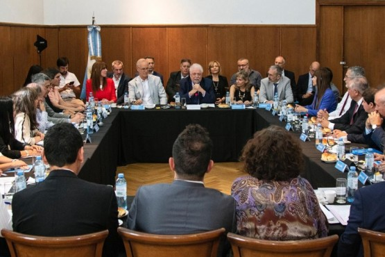 Primer encuentro del Consejo Federal de Salud.