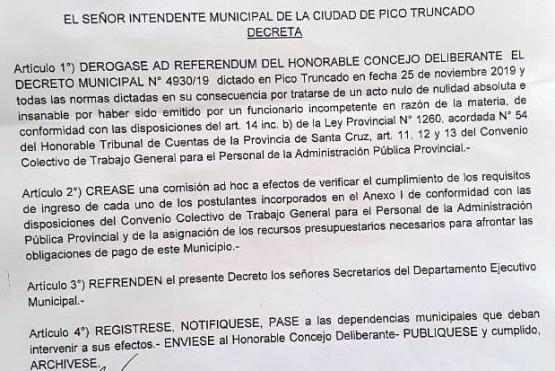 Decreto de Maimó.