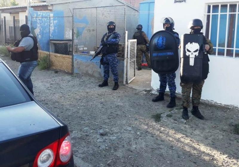 Personal policial procediendo .