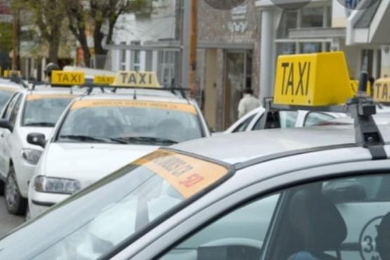 Tarifa de taxis.