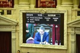 Ley de Solidaridad Social: cómo votaron los diputados santacruceños
