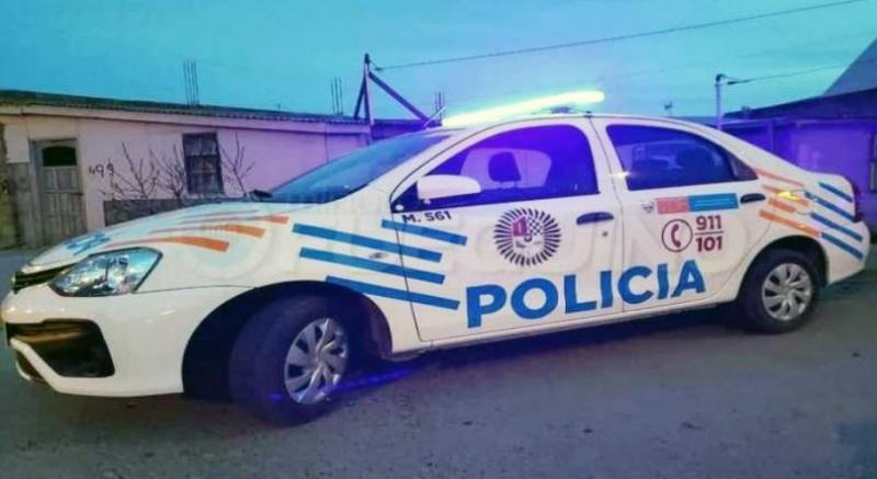 Intervino personal Policial.