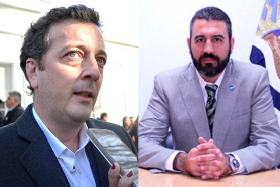 Perincioli (Economía) y Robles (Hacienda RG) ahora hacen cuentas para el sueldo.