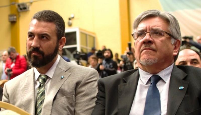 Diego Robles y Jorge Cabezas.