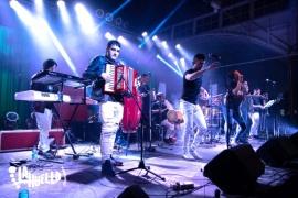 La Huella Cuartetera graba en vivo su segundo material
