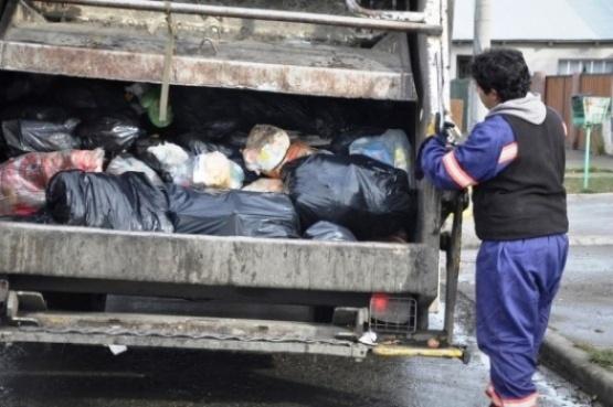 Recolección de residuos (Foto archivo).
