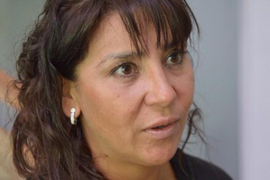 La ministra de Desarrollo Social, Familia, Mujer y Juventud de la Provincia, Cecilia Torres Otarola.