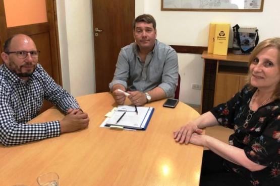 Trabajarán para que la Universidad del Chubut tenga edificio propio
