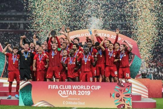 Liverpool campeón del mundo