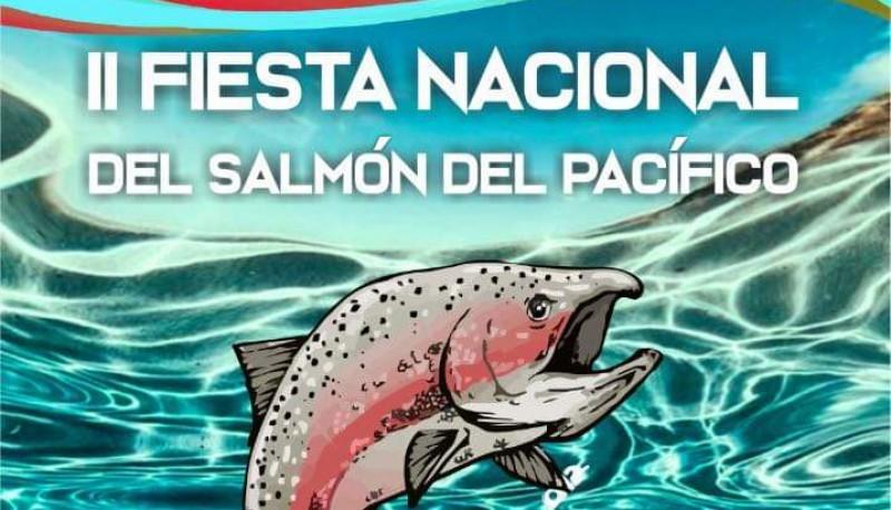 Fiesta Nacional del Salmón del Pacífico.
