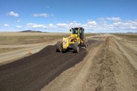 Vialidad nacional finalizó tareas de mantenimiento en Ruta 3