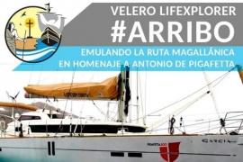 Arribará a San Julián el velero 'Lifexplorer'