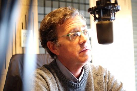 El Obispo García Curva dejó su mensaje de Navidad a los oyentes de Tiempo FM.